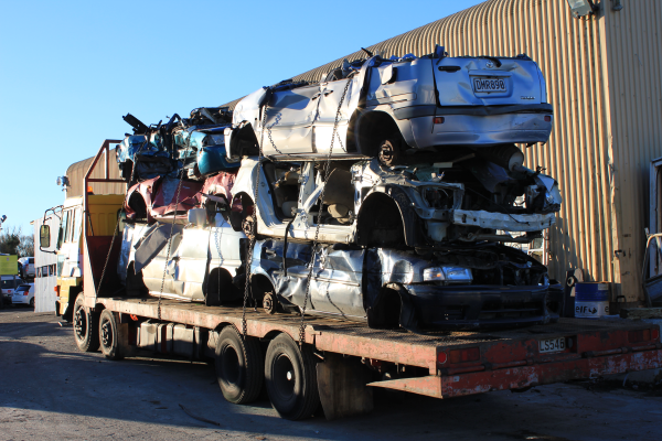 vehicle removal